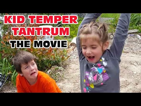 Kid Temper Tantrum Sister Smashes XboxOne The Movie [ Original ] 50k Subscribers Special (видео)