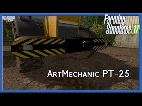 ArtMechanic PT - 25 v1.0.0.0