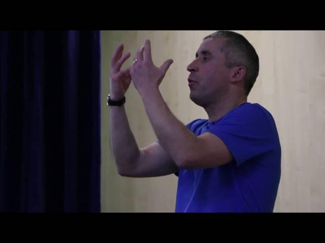 Clip 2: Dean Dunbar talking at the ATS – 23.01.16