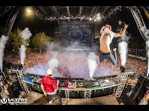 Video The Chainsmokers - Live @ Ultra Music Festival 2016 download in MP3, 3GP, MP4, WEBM, AVI, FLV February 2017