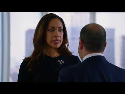 Suits   Season 5, Episode 2  Jessica Puts The Smack Down on Harvey and Louis   100 Days of Suits