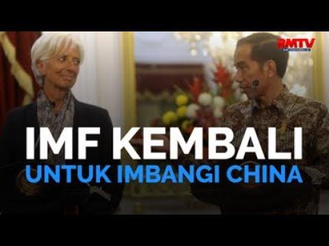 IMF Kembali Untuk Imbangi China