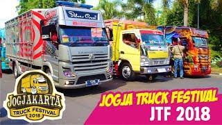 Video Pra Event Jogja Truck Festival 2018 Modifikasi Konvoi di Kota Jogja MP3, 3GP, MP4, WEBM, AVI, FLV Oktober 2018