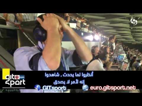 فرحة هستيرية لمعلق ايسلندا الوطني بعد الفوز على إنجلترا ( فيديو )
