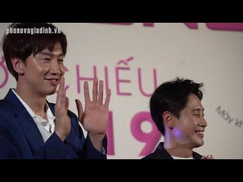 Lee Kwang Soo gặp gỡ dàn cast Running Man Việt: Trấn Thành, Trương Thế Vinh, Jun Phạm - Thời lượng: 13:05.