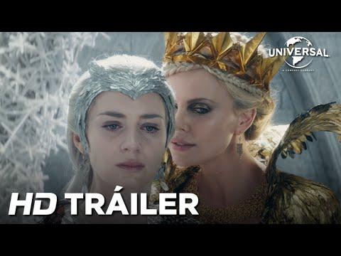 Las Crónicas de Blancanieves - El Cazador y la Reina del Hielo – Tráiler Mundial (видео)