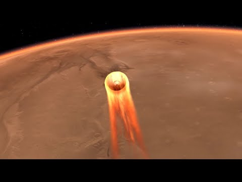 InSight Mission Lands Safely on Mars on This Week @NASA – November 30, 2018_Best spacecraft videos of the week