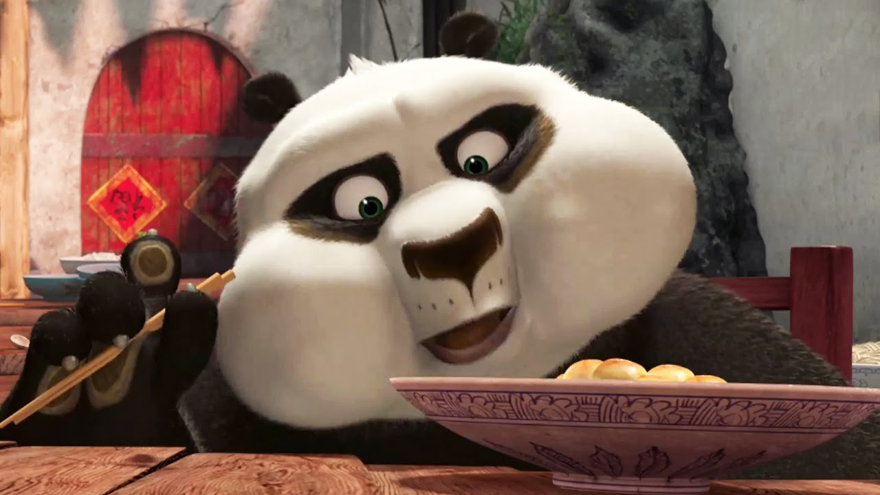 KUNG FU PANDA Showdown of Legendary Legends Trailer (PS4 / Xbox One) #VideoJuegos #Consolas