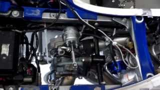 7. Turbo 2012 YFZ450R start up and tuning.