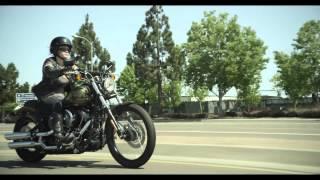 5. 2013 Harley-Davidson Softail  Blackline FXS