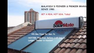 Dengkil Malaysia  city photos : SOLARMATE - Solar Water Heaters. FIRST supplier in BROGA, DENGKIL, Malaysia for Thermal solar panels