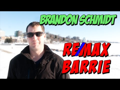 Brandon Schmidt RE/MAX Barrie