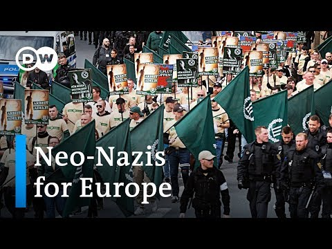 German Neo-nazi Party Runs For European Elections | Dw News