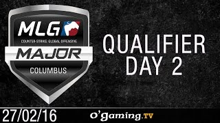 Tempo Storm vs Selfless - MLG Columbus 2016 - Qualifier Day 2