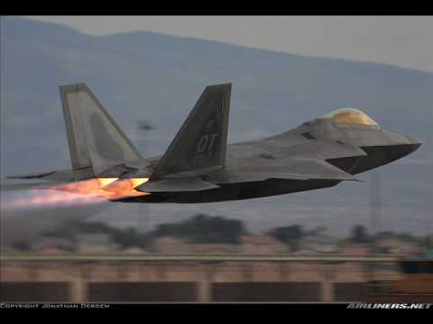 F-22 Raptor is an Air Superiority...