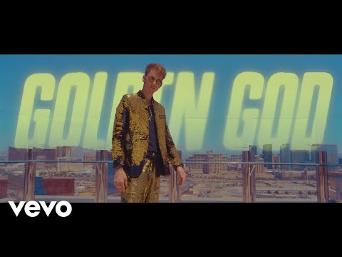 Machine Gun Kelly - Golden God (видео)