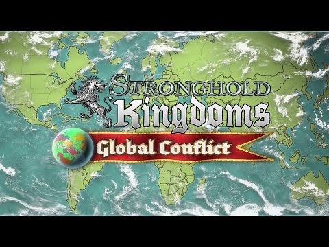 Stronghold Kingdoms: Global Conflict — Launch Trailer