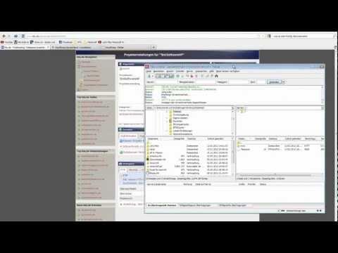 How To: FTP Homepage erstellen