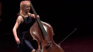 Sasha Witteveen (contrabas) - Nationale Finale Prinses Christina Concours 2017