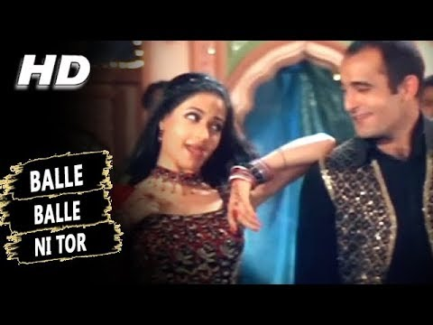 Video Balle Balle Ni Tor | Udit Narayan, Jaspinder Narula | Border Hindustan Ka 2003 Songs | Akshay Khanna download in MP3, 3GP, MP4, WEBM, AVI, FLV January 2017