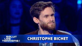 Christophe Bichet, le survivant devenu grimpeur et coach de vie - Salut les Terriens