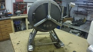 A step by step how to guide on building your very own wood stove! Recycle an old propane tank and keep yourself warm!