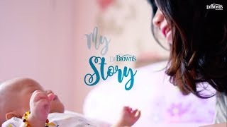 My Dr. Brown's Story by Mom Debora and Baby Kenzo