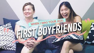 Video Mother And Daughter Discuss First Boyfriends - When I Was Your Age Ep 3 MP3, 3GP, MP4, WEBM, AVI, FLV Oktober 2018