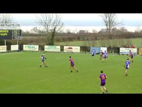 Carryduff Goal