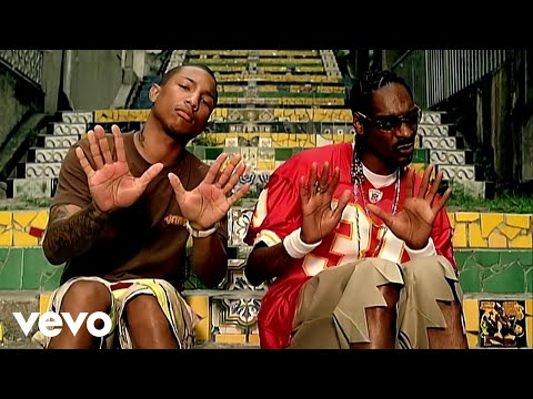 Snoop Dogg Featuring Pharrell – Beautiful ft. Pharrell
