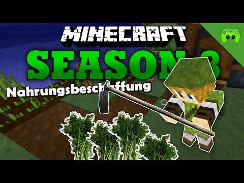 NAHRUNGSBESCHAFFUNG «» Minecraft Season 8 # 9 | HD