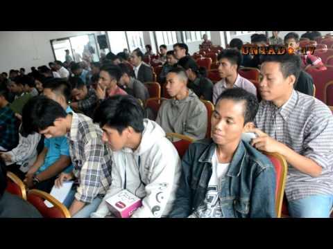Dok Humas Untad, Kuliah Umum Program Studi Magister Ilmu ilmu Hukum Prof. Dr. Jimly Asshiddiqie, SH