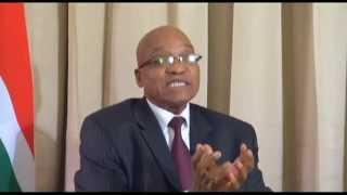 President Jacob Zuma Attends 21st AU Summit In Addis Ababa, Ethiopia