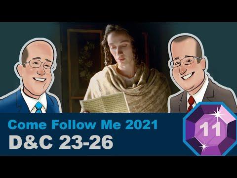 Scripture Gems Ep. 11- Come Follow Me: D&C 23-26