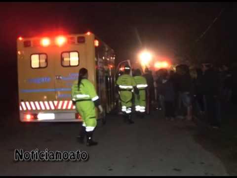 Carro conduzido por menor cai em rio e dois adolescentes morrem em Correia Pinto