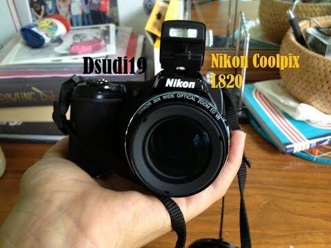 Review: Nikon Coolpix L820 Digital Camera