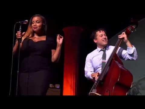 Video Casey Abrams & Haley Reinhart, Postmodern Jukebox, All about that Bass, LIVE in Nashville  12 download in MP3, 3GP, MP4, WEBM, AVI, FLV January 2017