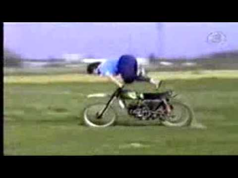 Funny sports bloopers motocross