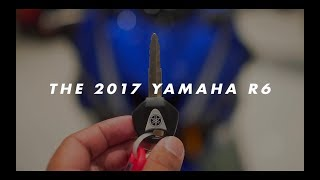 1. FIRST LOOK! Yamaha R6 2017 / REVIEW SOON!