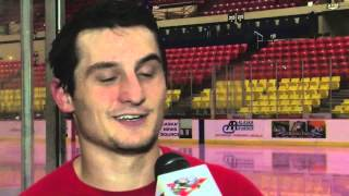 CYCLONES TV: Postgame Comments - October 8, 2013