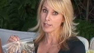 Valerie Waters Celebrity Trainer Healthy Snack Idea