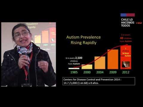 Encuentro de padres y familiares de niños con condición de autismo, red SSVQ 2018   Agrupación TEAbrazo   Puerto Varas