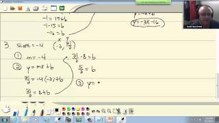 College Algebra: Linear Functions and Slope