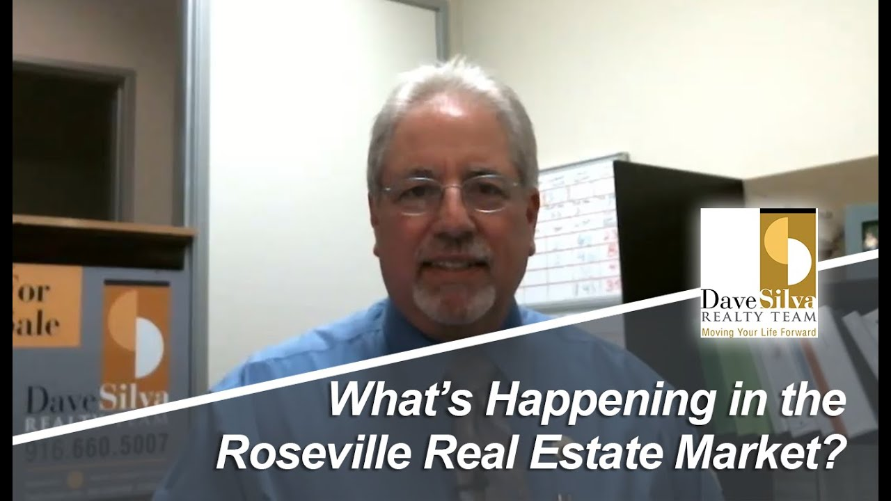 What's Happening in the Roseville Real Estate Market?