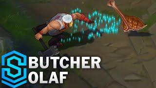 Chi tiết hình ảnh bộ trang phục mới Olaf Thái Thịt (Butcher Olaf)