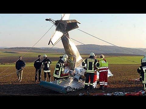 Flugzeugabsturz: Ursache weiter unklar