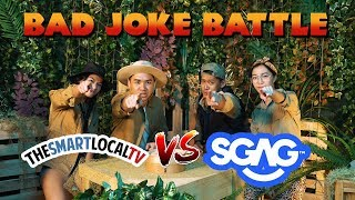 Video TSL Plays: BAD JOKE BATTLE (feat. SGAG) + GIVEAWAY MP3, 3GP, MP4, WEBM, AVI, FLV Oktober 2018