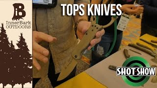 Craig from TOPS Knives goes over their lineup for 2017, from the much anticipated BOB (Brothers of Bushcraft) folder, to slingshots and the El Chete.Learn more at www.topsknives.com and https://www.facebook.com/TOPSknivesofficial/Official website, blog, and online store.www.inner-bark.comJoin me on social media to be up to date on the latest projects, news, and giveaways.Facebook- www.facebook.com/innerbarkTwitter- www.twitter.com/innerbarkPintrest- www.pintrest.com/innerbarkInstagram- www.Instagram.com/innerbark