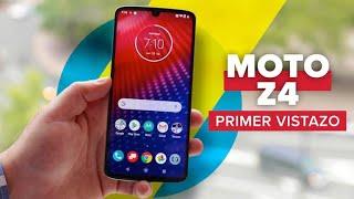 Moto Z4: Un Celular 5G 'BARATO'