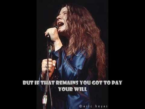 Tekst piosenki Janis Joplin - It's a Deal po polsku
